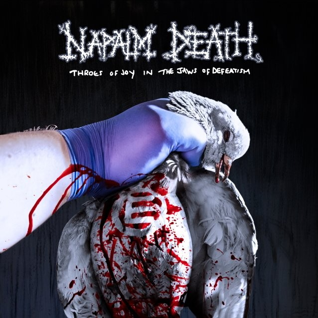 Album Throes of Joy in the Jaws of Defeatism par NAPALM DEATH