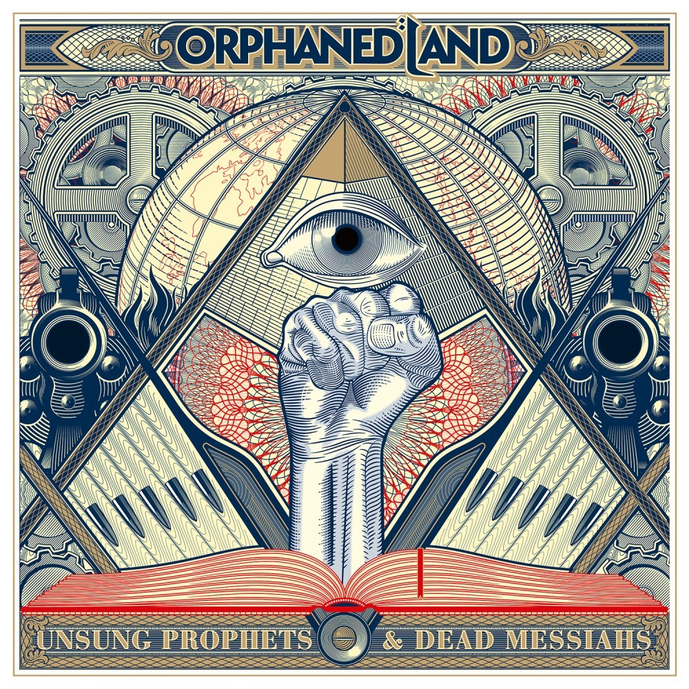 ORPHANED LAND, l'interview promo de ''Unsung Prophets & Dead Messiahs''
