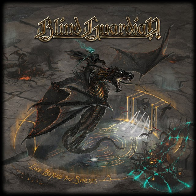 Album Live Beyond The Spheres par BLIND GUARDIAN