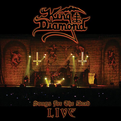 Album Songs For The Dead Live par KING DIAMOND