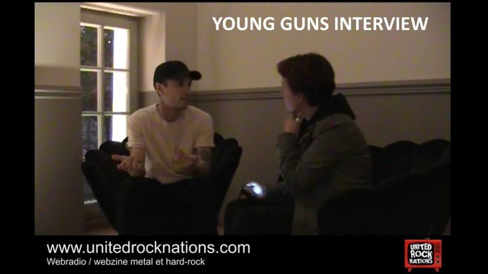 YOUNG GUNS, l'interview vidéo promo de