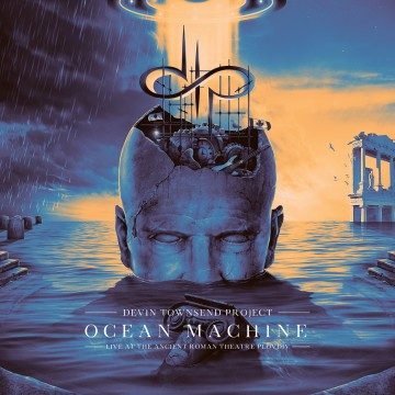 Ocean machine - Live at the Ancient Roman Theatre