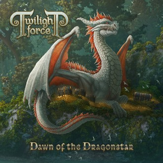 Album Dawn Of The Dragonstar par TWILIGHT FORCE