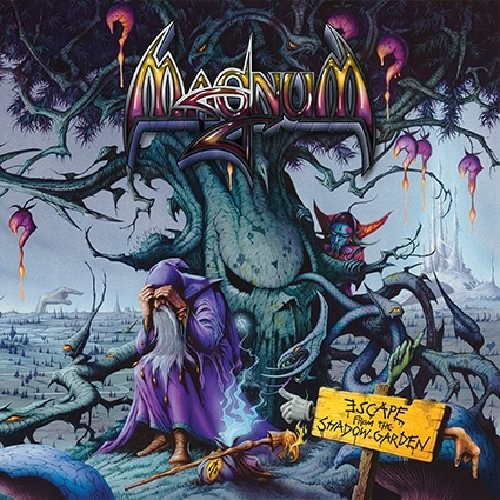 Album Escape from the Shadow Garden par MAGNUM