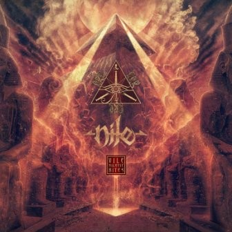 Album Vile Nilotic Rites par NILE