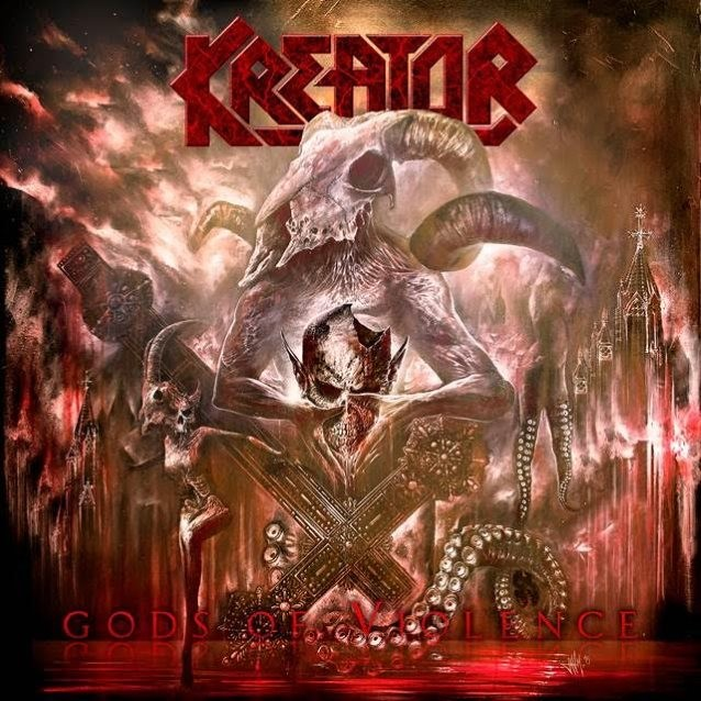 KREATOR, l'interview promo de ''Gods Of Violence''