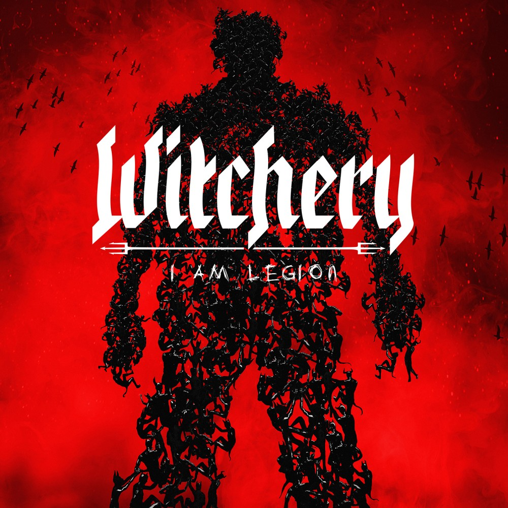 Album I Am Legion par WITCHERY (SUèDE)