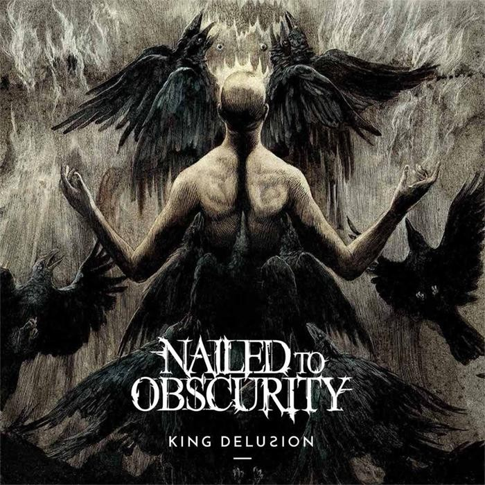 NAILED TO OBSCURITY, l'interview promo de ''King Delusion''