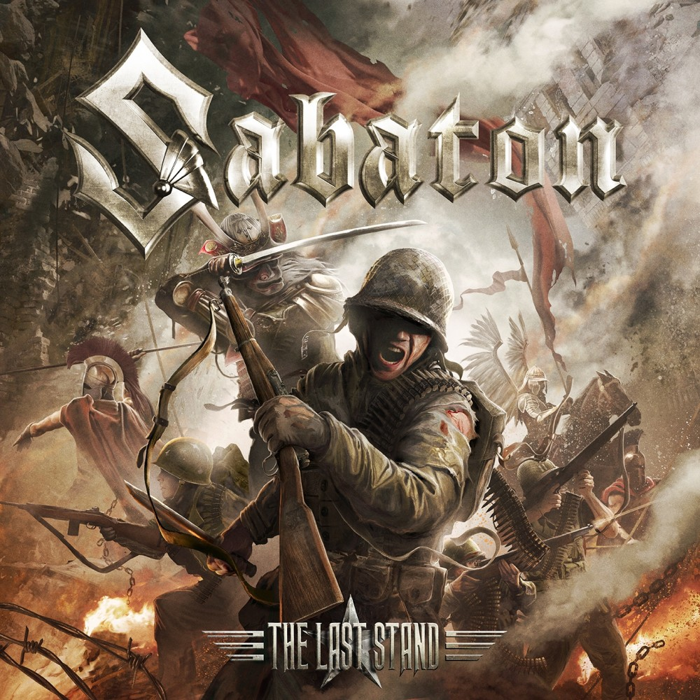 Album The Last Stand par SABATON