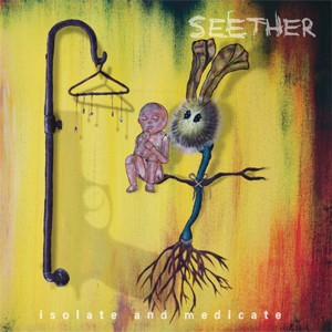 Album Isolate and medicate par SEETHER