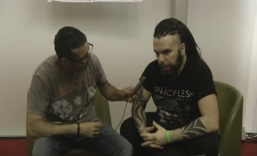 Interview vidéo SEPTIC FLESH