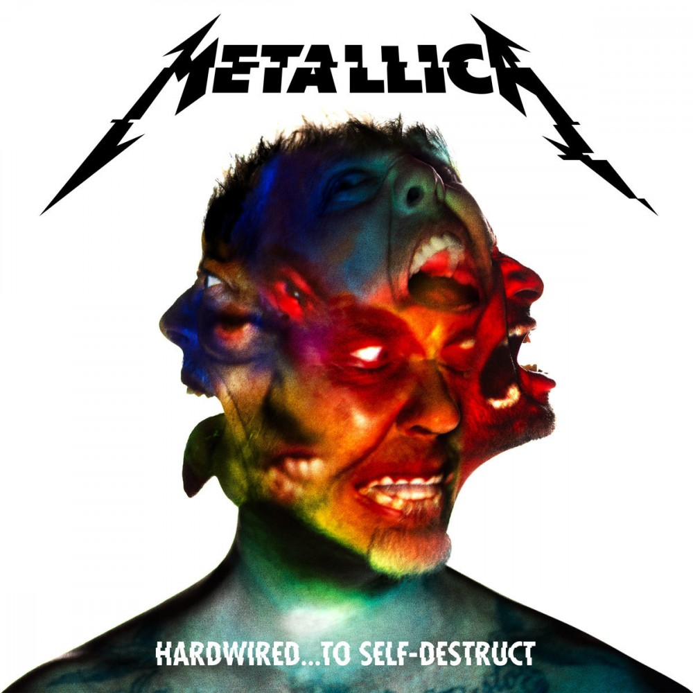 Album Hardwired...to Self-Destruct par METALLICA