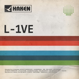 Album L-1VE par HAKEN