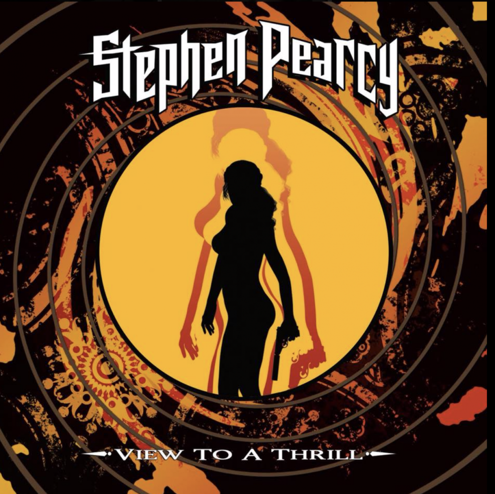 Album View to a Thrill par STEPHEN PEARCY