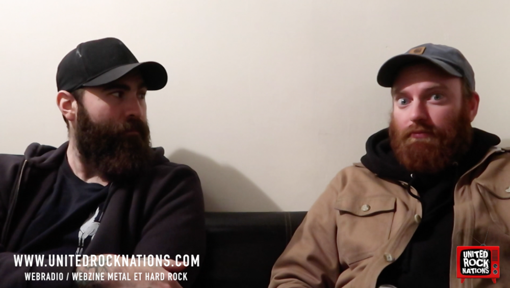 FOUR YEAR STRONG, l'interview promo de ''Rise or Die Trying''