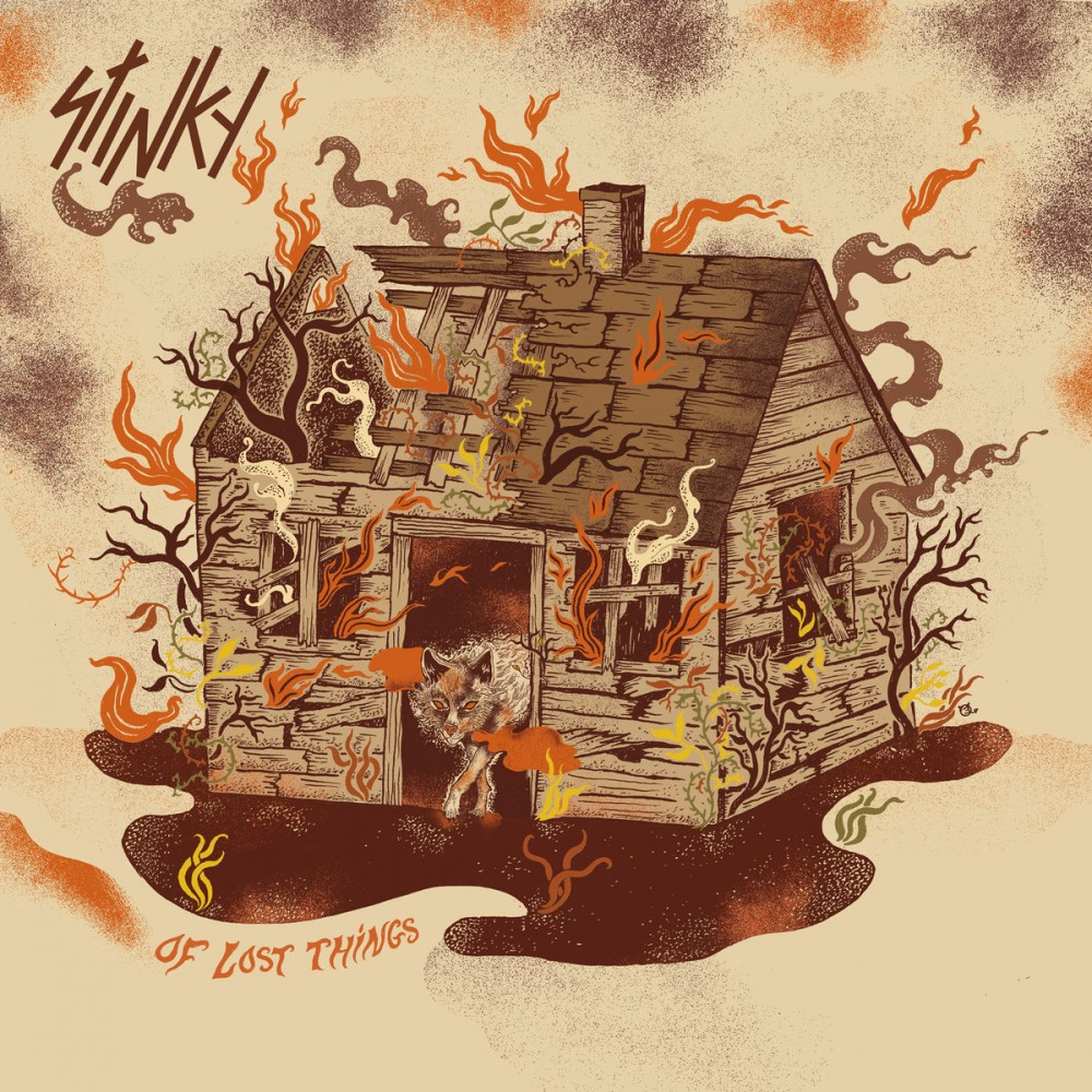 Album Of Lost Things par STINKY