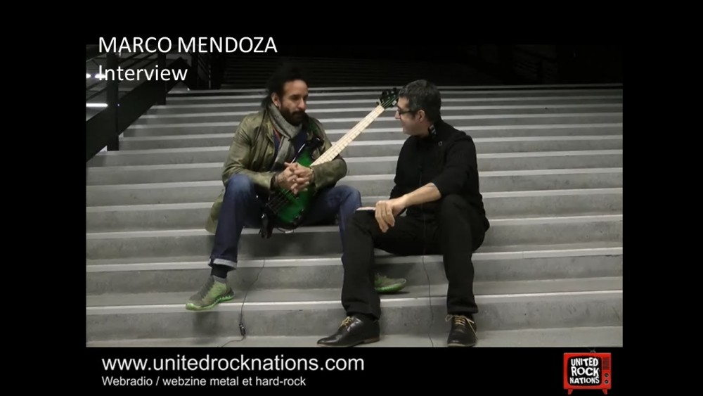 THE DEAD DAISIES, l'interview de Marco Mendoza !