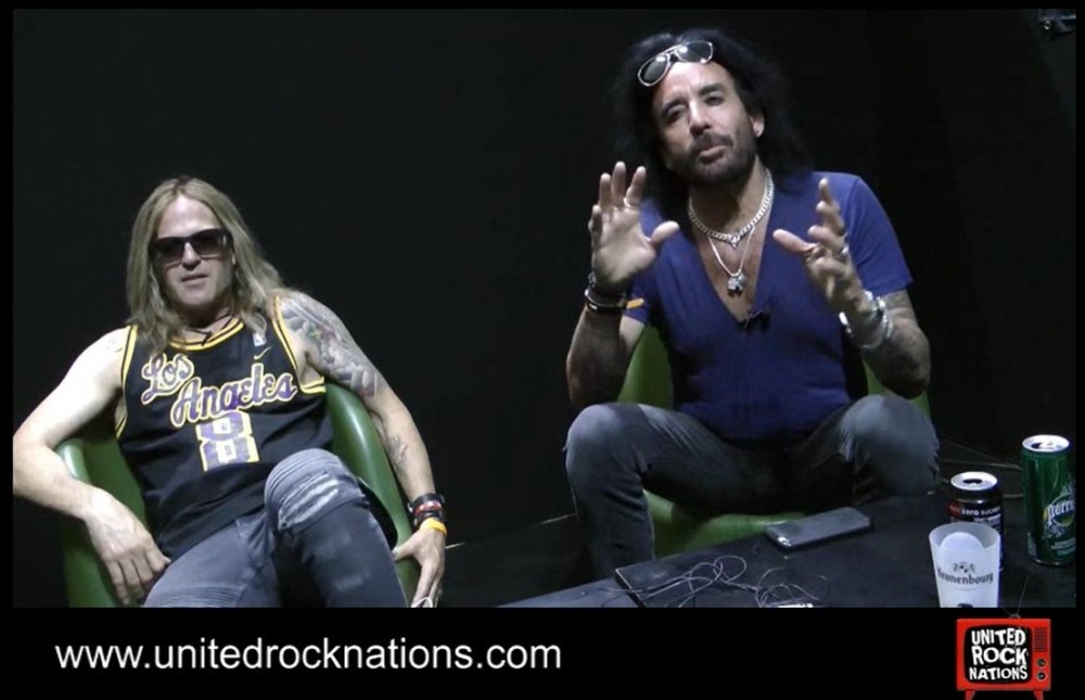 The Dead Daisies, l'interview du Hellfest