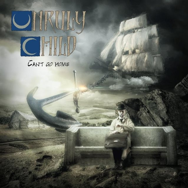 Album Can't go home par UNRULY CHILD