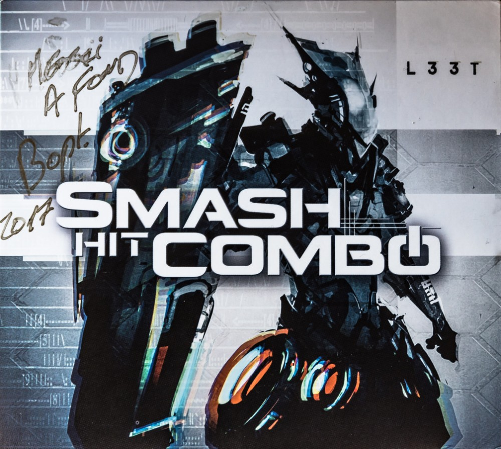 Album L33T par SMASH HIT COMBO