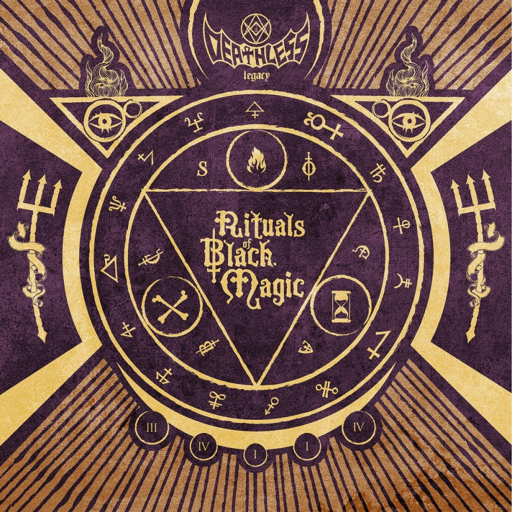 Album Rituals Of Black Magic par DEATHLESS LEGACY