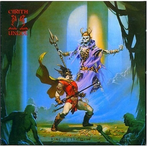 Album The King of The Dead par CIRITH UNGOL