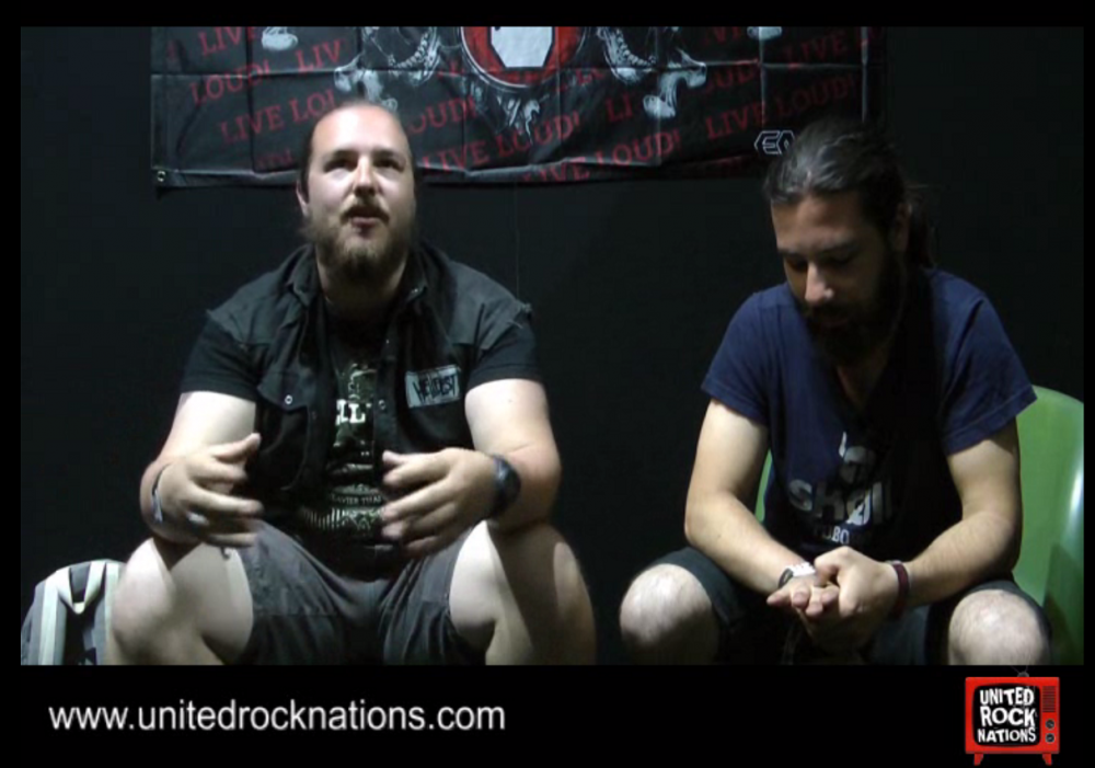 THE T.A.W.S, l'interview du Hellfest