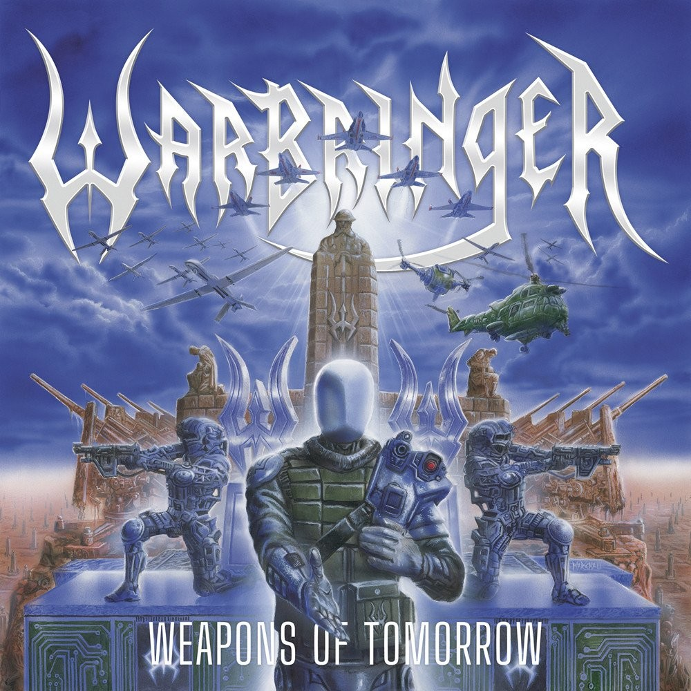 Album Weapons Of Tomorrow par WARBRINGER