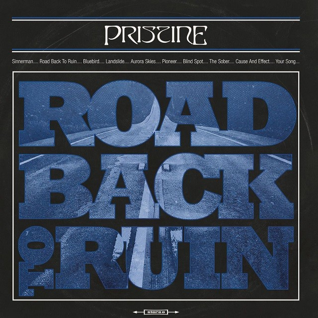 Album Road Back To Ruin par PRISTINE
