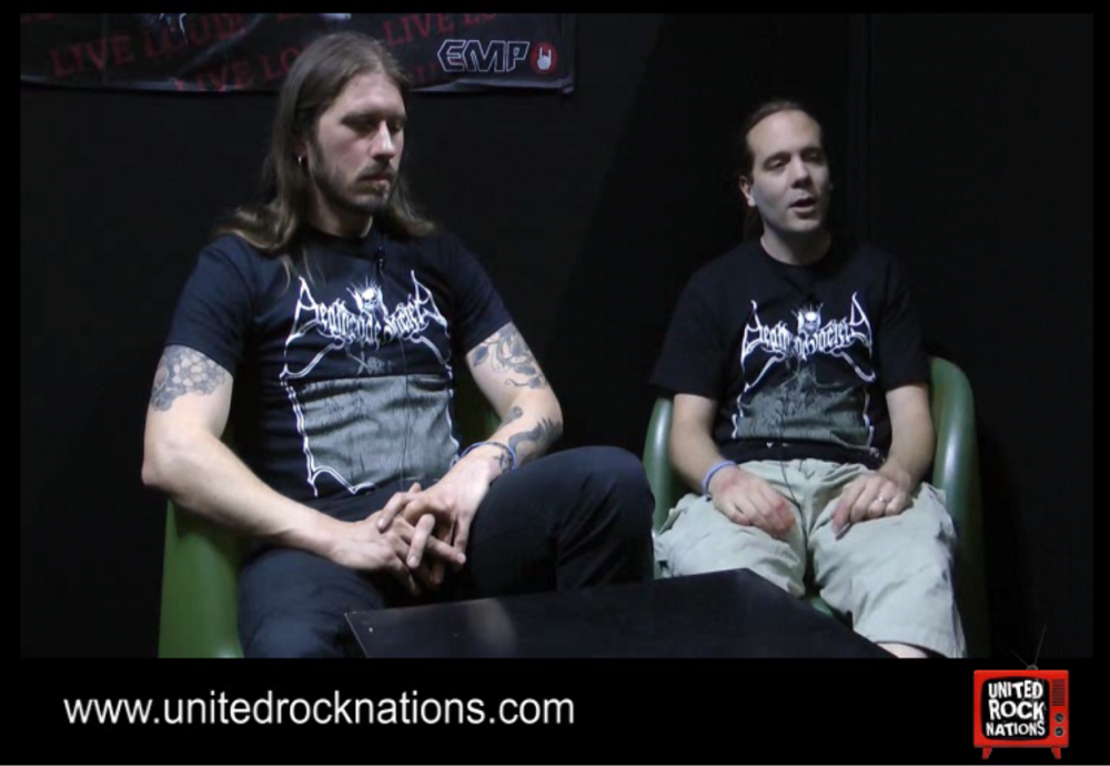 DEATHCODE SOCIETY, l'interview du Hellfest
