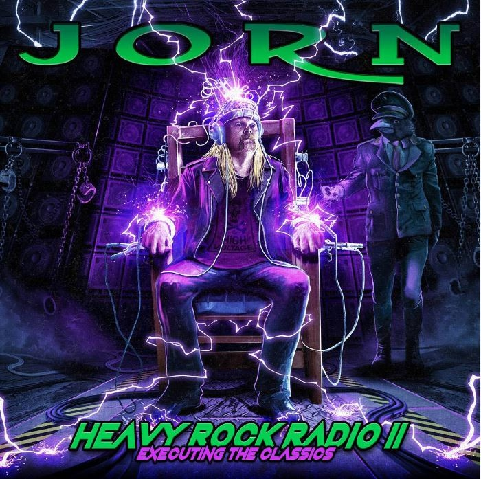 Album Heavy Rock Radio II - Executing the Classics par JORN