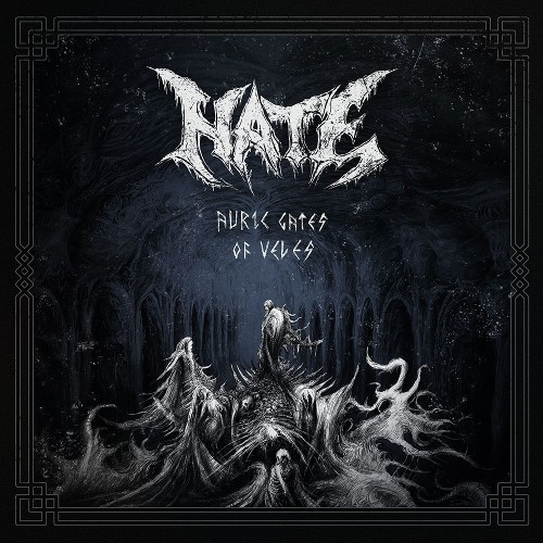 Album Auric Gates Of Veles par HATE