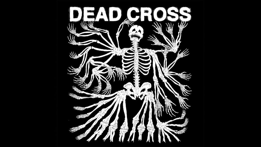 Album Dead Cross par DEAD CROSS