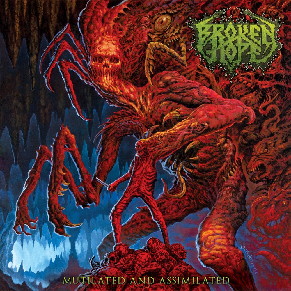 BROKEN HOPE, l'interview promo de ''Mutilated And Assimilated''