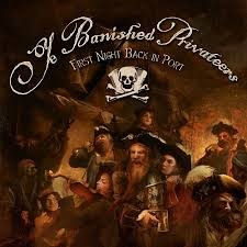 Album First Night Back In Port par YE BANISHED PRIVATEERS