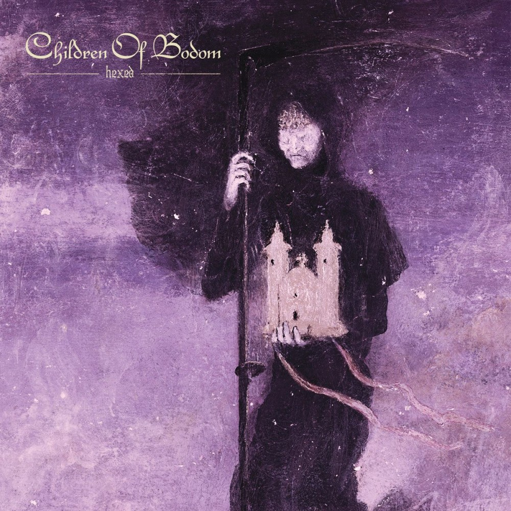 Album Hexed par CHILDREN OF BODOM