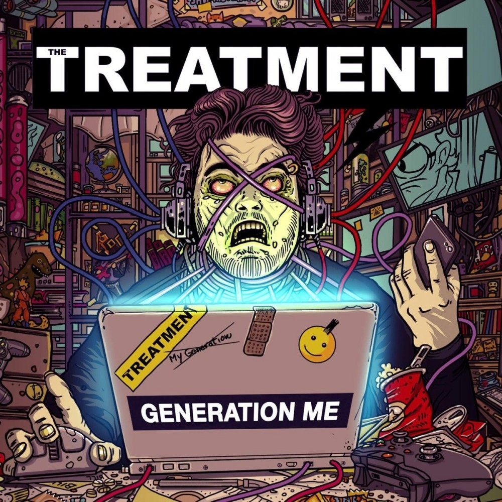 Album Generation Me par THE TREATMENT