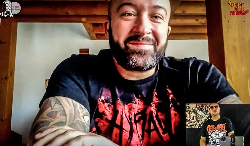 Interview Confinée avec Julien de Benighted