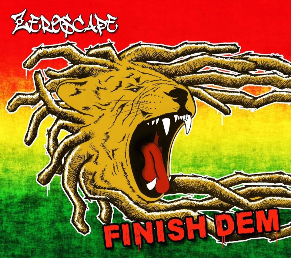 Album Finish Dem par ZEROSCAPE