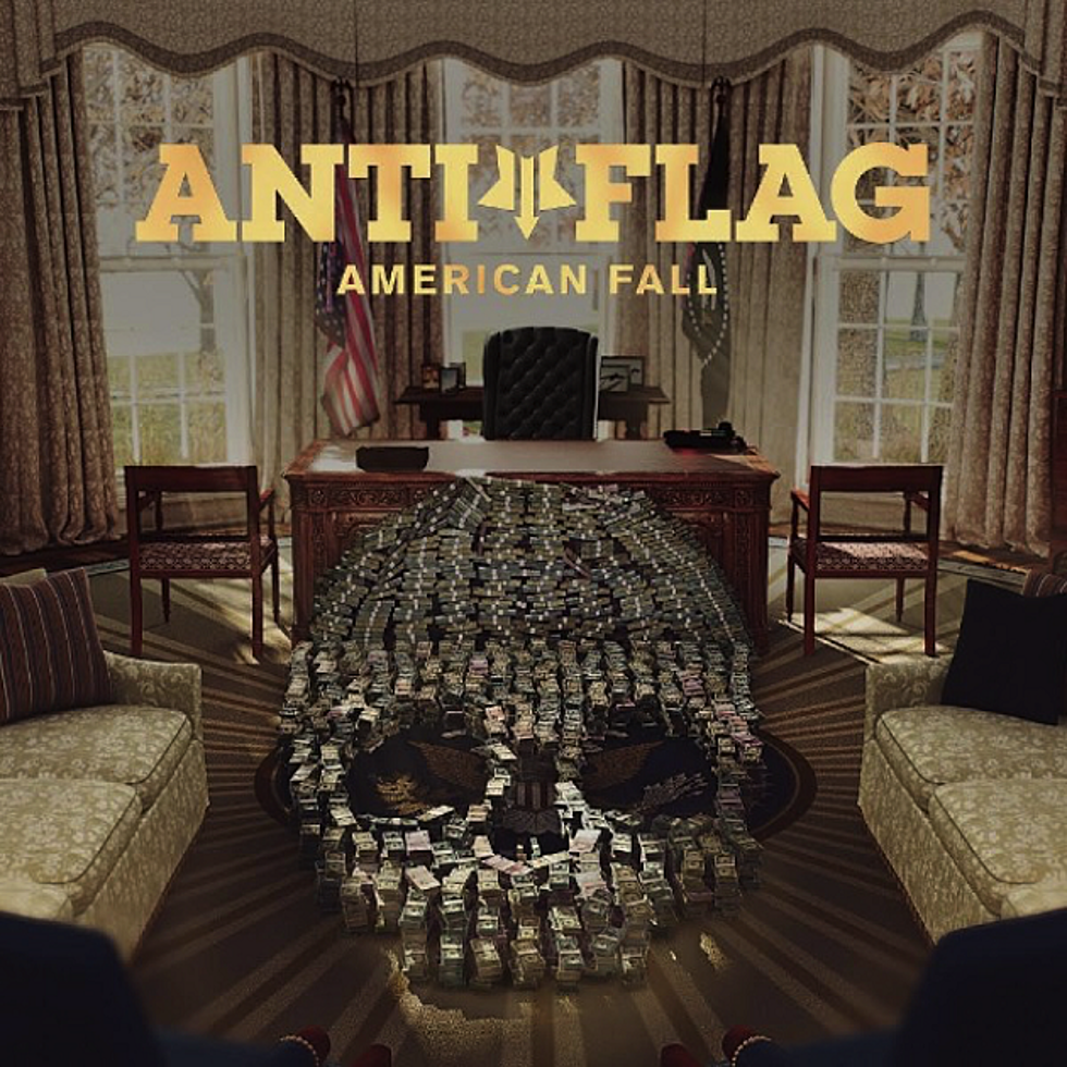 Album American Fall par ANTI FLAG