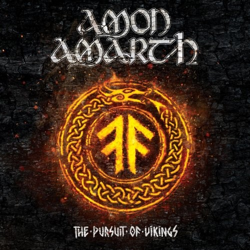 Album The Pursuit of Vikings: 25 Years in the Eye of the Storm par AMON AMARTH