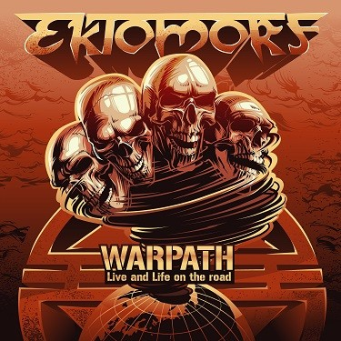 Album Warpath par EKTOMORF