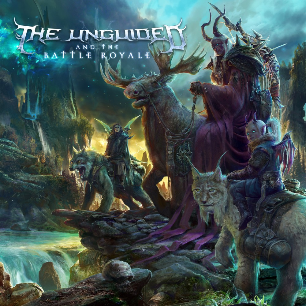 The Unguided, l'interview promo de ''And the Battle Royale''