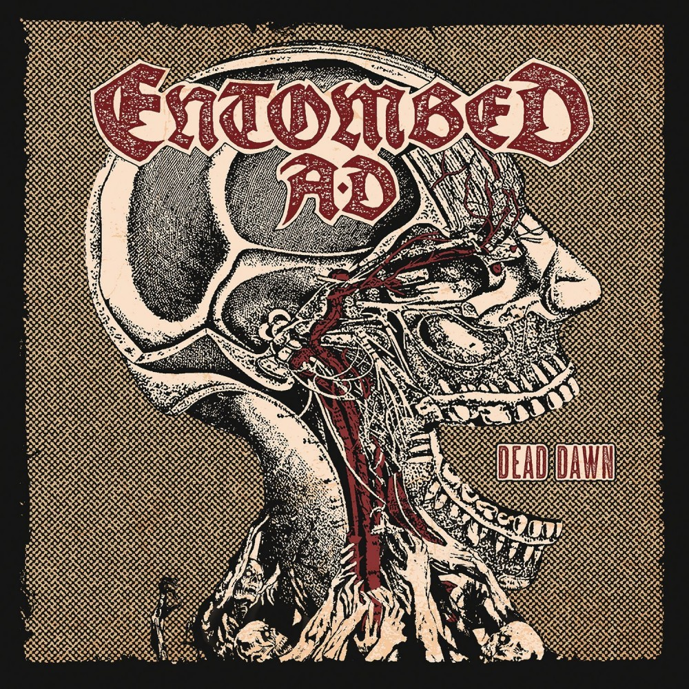 Album Dead Dawn par ENTOMBED A.D.