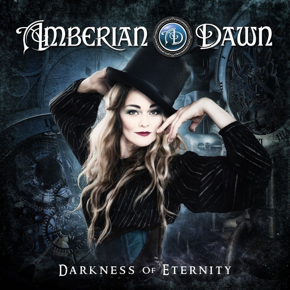 AMBERIAN DWAN, l'interview promo de ''Darkness Of Eternity''