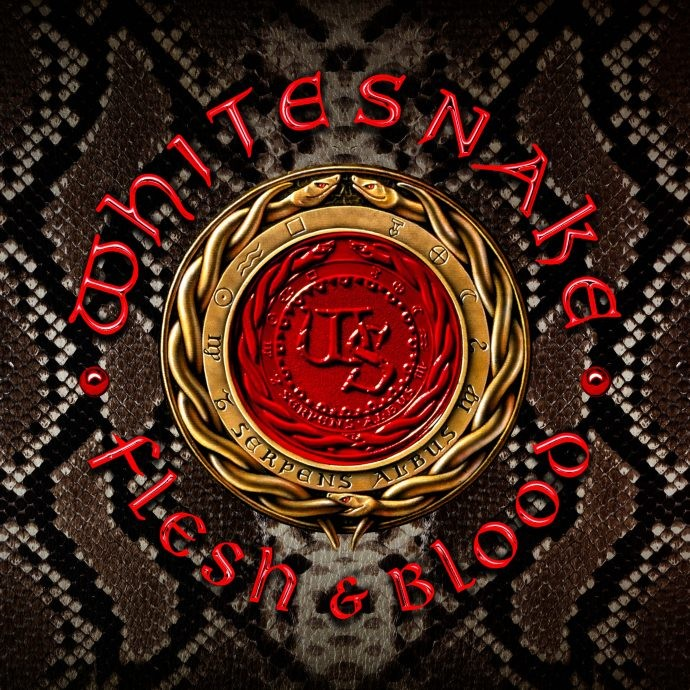 Album Flesh & Blood par WHITESNAKE