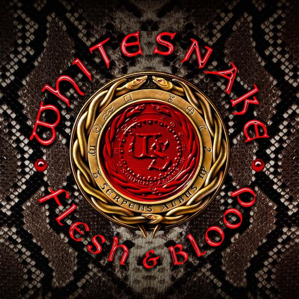 WHITESNAKE, interview promo de l'album ''Flesh & Blood''