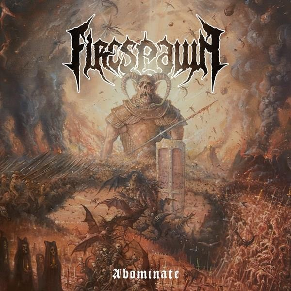 FIRESPAWN, interview pour la promo de l'album ''Abominate''
