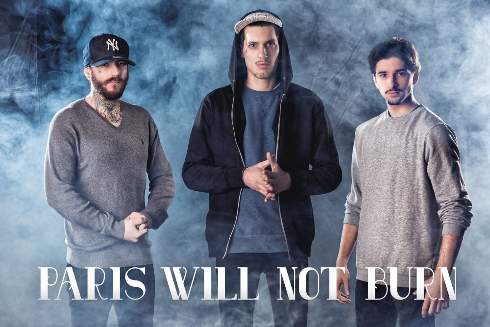 Album  par PARIS WILL NOT BURN