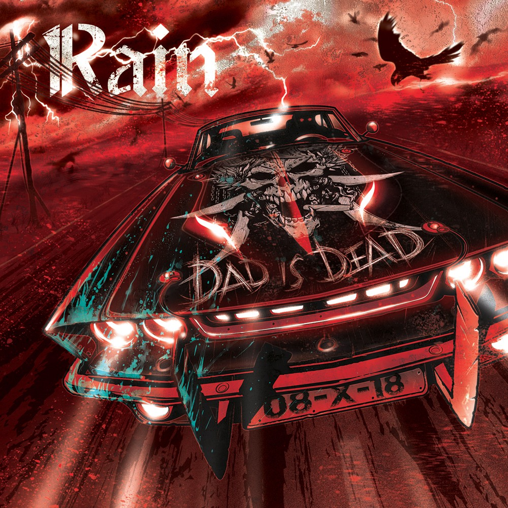 Album Dad Is Dead par RAIN